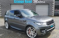 2014 LAND ROVER RANGE ROVER SPORT 3.0 SDV6 HSE DYNAMIC 5d AUTO 288 BHP *PAN ROOF* £33750.00