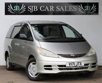 USED 2000 V TOYOTA ESTIMA 3.0 Petrol 8 Seater 4WD New Service & Mot