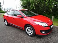 USED 2013 13 RENAULT MEGANE 1.5 EXPRESSION PLUS ENERGY DCI S/S 5d 110 BHP
