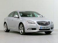 2011 VAUXHALL INSIGNIA 2.0 SRI NAV VX-LINE CDTI 5d 157 BHP £5495.00