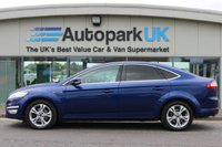 USED 2014 14 FORD MONDEO 2.0 TITANIUM X BUSINESS EDITION TDCI 5d AUTO 161 BHP LOW DEPOSIT OR NO DEPOSIT FINANCE AVAILABLE