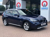 USED 2011 61 BMW X1 2.0 XDRIVE20D SE 5d 174 BHP PRIVACY GLASS | LEATHER |