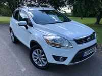 USED 2010 10 FORD KUGA 2.0 TITANIUM TDCI 2WD 5d 134 BHP Will Be supplied With 12 Months MOT!