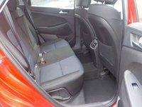 USED 2016 16 HYUNDAI TUCSON 1.7 CRDI SE NAV BLUE DRIVE 5d 114 BHP 5yr Hyundai Warranty to 27/06/2021  £30.00 RFL; 61.4 mpg
