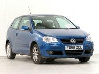 2007 VOLKSWAGEN POLO 1.4 S 3d AUTO 74 BHP £3400.00