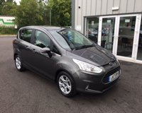 USED 2017 17 FORD B-MAX 1.6 ZETEC NAVIGATOR AUTOMATIC THIS VEHICLE IS AT SITE 2 - TO VIEW CALL US ON 01903 323333