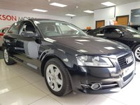 2012 AUDI A3 1.6 TDI SE 3d+£20 YEAR TAX+SERVICE HISTORY+WARRANTY+DELIVERY+ £5490.00