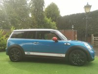 USED 2008 58 MINI CLUBMAN 1.6 COOPER S 5d 172 BHP JOHN COOPER WORKS DECALS