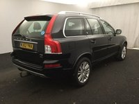 USED 2012 62 VOLVO XC90 2.4 D5 EXECUTIVE AWD 5d AUTO 200 BHP