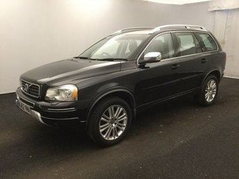 2012 VOLVO XC90 2.4 D5 EXECUTIVE AWD 5d AUTO 200 BHP £13000.00