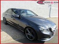 2014 MERCEDES-BENZ E CLASS 2.1 E220 CDI SE 4dr AUTO 168 BHP £SOLD