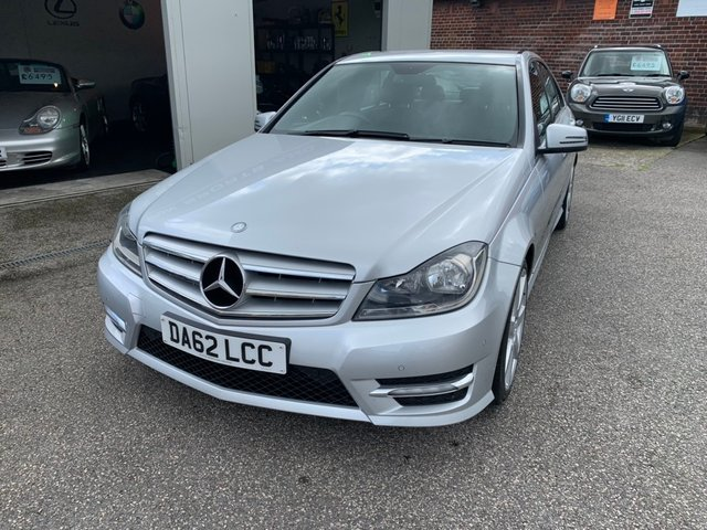 MERCEDES-BENZ C CLASS at Euxton Sports and Prestige