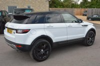 USED 2017 17 LAND ROVER RANGE ROVER EVOQUE 2.0 TD4 SE Tech AWD (s/s) 5dr PAN ROOF*PRIVACY*BLACK LEATHER