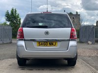 USED 2010 60 VAUXHALL ZAFIRA 1.7 ENERGY CDTI ECOFLEX 5d 108 BHP 1 OWNER FROM NEW *  FULL SERVICE RECORD ( 9 STAMPS ) *  PRIVACY GLASS *  FULL YEAR MOT *  CLIMATE CONTROL *