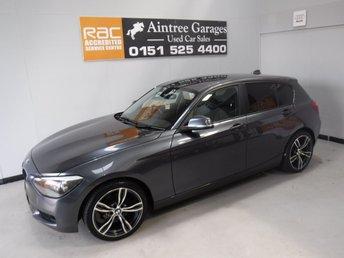 2013 BMW 1 SERIES 2.0 116D SE 5d 114 BHP £8000.00
