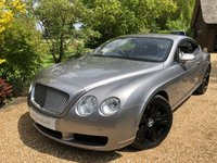 USED 2006 56 BENTLEY CONTINENTAL 6.0 GT 2d AUTO 550 BHP