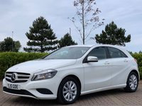 2015 MERCEDES-BENZ A CLASS 1.6 A180 BLUEEFFICIENCY SE 5d 122 BHP £12695.00