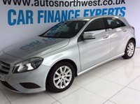 2013 MERCEDES-BENZ A CLASS 1.8 A180 CDI BLUEEFFICIENCY SE 5d AUTO 109 BHP £10500.00