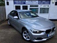 2013 BMW 3 SERIES 2.0 316D SE 4d 114 BHP £8995.00