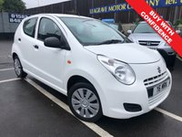 USED 2013 SUZUKI ALTO 1.0 SZ 5d 68 BHP ONE PREVIOUS OWNER + FULL SERVICE HISTORY
