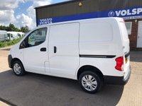USED 2014 14 NISSAN NV200 1.5 DCI ACENTA 90 BHP ONLY 9297 MILES!