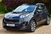 USED 2016 66 KIA SPORTAGE 2.0 CRDI FIRST EDITION 5d AUTO 182 BHP FULLY LOADED, SUPERB CONDITION, UNDER WARRANTY UNTIL SEPT 2023..!!!