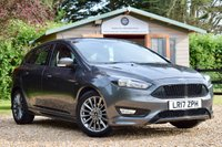 2017 FORD FOCUS 1.0 ST-LINE ECOBOOST 5d 124 BHP £12995.00
