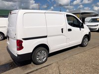USED 2014 14 NISSAN NV200 1.5 DCI ACENTA 90 BHP ONLY 11306 MILES!