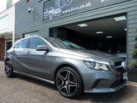 2017 MERCEDES-BENZ A CLASS 1.5 A 180 D SPORT EXECUTIVE 5d 107 BHP £14495.00