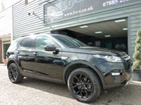 2016 LAND ROVER DISCOVERY SPORT 2.0 TD4 HSE 5d AUTO 180 BHP £24995.00