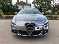 USED 2014 64 ALFA ROMEO GIULIETTA 1.4 TB MULTIAIR QV LINE 5d 170 BHP MUCH LOVED EXAMPLE