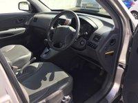 USED 2006 HYUNDAI TUCSON 2.7 CDX V6 4WD 5d AUTO 173 BHP