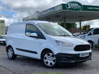 USED 2016 16 FORD TRANSIT COURIER 1.5 TREND TDCI 1d 74 BHP Only 30,000 Miles, One Owner, Finance Arranged, Bluetooth Phone Connectivity.