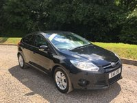 2011 FORD FOCUS 1.6 EDGE 5d 104 BHP £4985.00