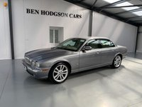 USED 2007 07 JAGUAR XJ 3.0 V6 SOVEREIGN 4d AUTO 240 BHP Only 66k Miles! Good Spec!