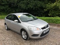 2010 FORD FOCUS 1.6 STYLE 5d 100 BHP £3185.00