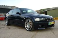 "USED 2005 55 BMW M3 3.2 2005 E46 AUTOMATIC SEQUENTIAL 340 BHP HEATED RED LEATHER CRUISE TV CD WARRANTY FINANCE EXCELLENT MOT SAT NAV 19"" ALLOYS COUPE"