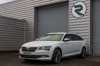 USED 2016 65 SKODA SUPERB 2.0 LAURIN AND KLEMENT TDI DSG 5d AUTO