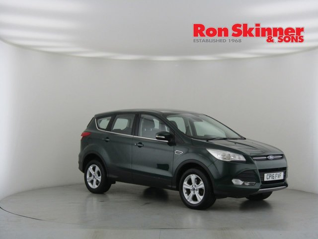View our 2016 16 FORD KUGA 2.0 ZETEC TDCI 5d 148 BHP