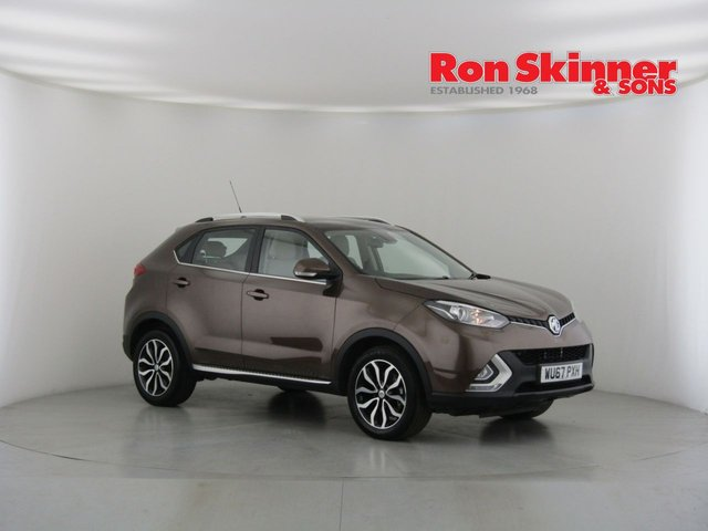 View our 2017 67 MG GS 1.5 EXCLUSIVE DCT 5d AUTO 164 BHP