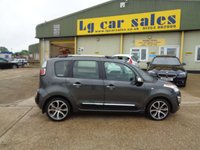 2013 CITROEN C3 PICASSO 1.6 PICASSO SELECTION HDI 5d 91 BHP £6495.00
