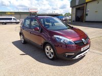 2014 RENAULT SCENIC 1.5 XMOD DYNAMIQUE TOMTOM ENERGY DCI S/S 5d 110 BHP £6995.00
