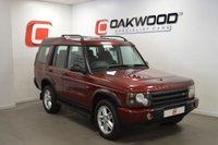 USED 2005 54 LAND ROVER DISCOVERY 2 2.5 LANDMARK TD5 5d 136 BHP 7 SERVICE STAMPS + TOP MODEL + GOOD CONDITION