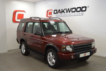 2005 LAND ROVER DISCOVERY 2 2.5 LANDMARK TD5 5d 136 BHP £5995.00
