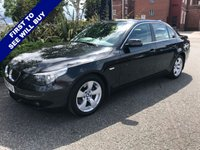 USED 2006 06 BMW 5 SERIES 3.0 530D SE 4d 228 BHP