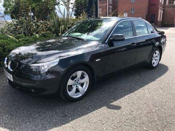 2006 BMW 5 SERIES 3.0 530D SE 4d 228 BHP £4495.00