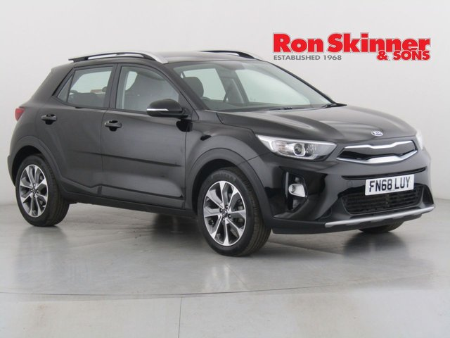 View our 2018 68 KIA STONIC 1.0 2 ISG 5d 118 BHP