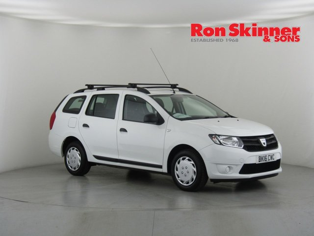 View our 2016 16 DACIA LOGAN MCV 1.5 AMBIANCE DCI 5d 90 BHP