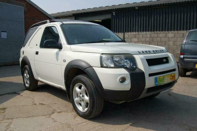 2006 55 LAND ROVER FREELANDER 2.0 TD4 110 BHP 4X4 TURBO DIESEL TOW BAR