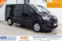 2015 RENAULT TRAFIC 1.6 SL27 SPORT ENERGY DCI *AIR CON + TOUCH SCREEN* £10995.00